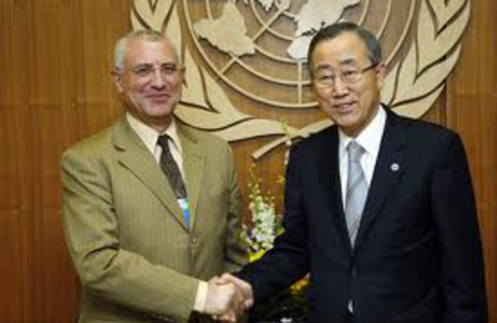 2008-04-17 Secretary-General Meets Head of UNOWA