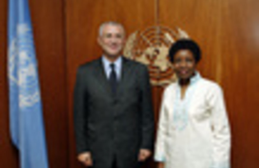 2008-04-18 Deputy Secretary-General Meets Head of UNOWA