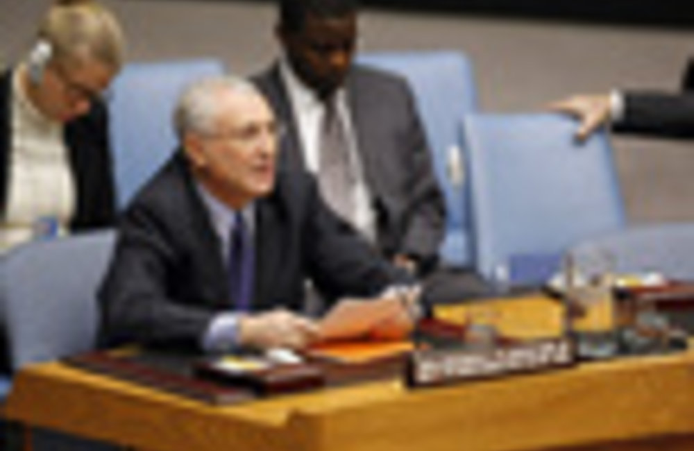 2010-01-12 Special Representative for West Africa Briefs Security Council