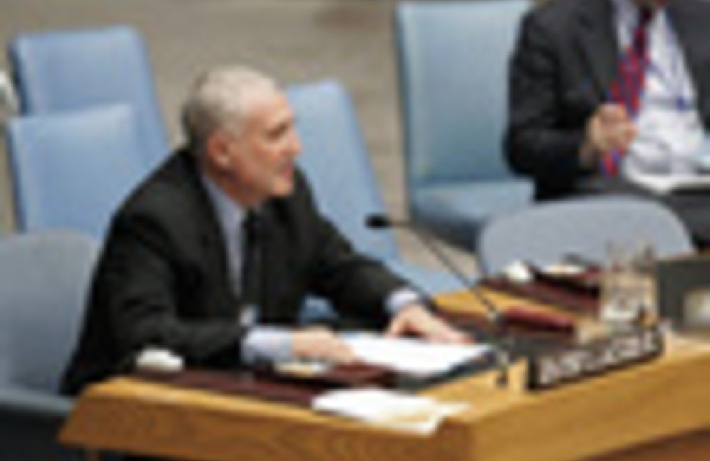 2009-07-07 UNOWA Head Addresses Security Council on Peace in West Africa
