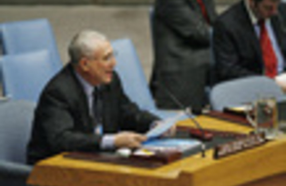 2009-01-21 Head of UNOWA Addresses Security Council