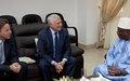 Meeting of SRSG Said Djinnit and the President of Mali Ibrahim Boubacar Keita