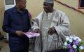 Déclaration de Mohamed Ibn Chambas sur la présidentielle du 28 février au Bénin