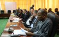 Communiqué de Presse conjoint de la CEDEAO, l'UA, l'OIF, l'ONU sur la campagne électorale en Guinée