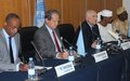 Twenty-fifth high-level meeting of Heads of UN Peace Mission in West Africa