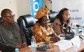 L'Afrique de l'Ouest évalue le Plan de la CEDEAO pour la mise en oeuvre des résolutions 1325 et 1820