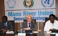 Towards a Security Strategy for the Mano River Union