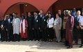 L'Afrique de l'Ouest renforce la lutte contre le trafic de drogue et la criminalité transfrontalière