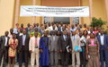 Rôle des médias dans la promotion et la conduite de processus électoraux pacifiques en AO